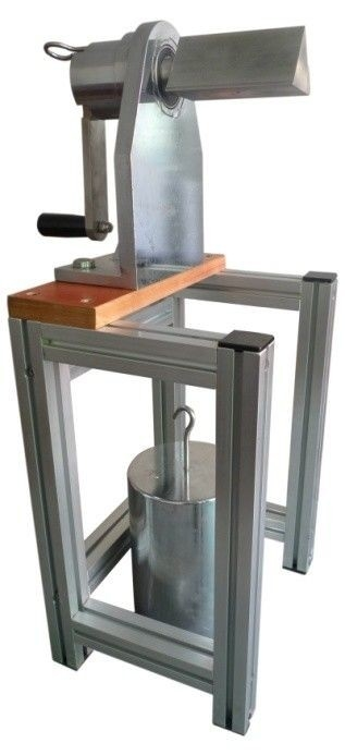 IEC60065 Figure 16 Mandrel Test Device For Insulation Anti Damage Strength Verification